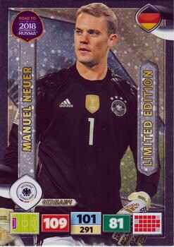 LE27 - Manuel Neuer - ROAD TO WM 2018 - Limited Edition