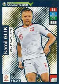 265 - Kamil Glik - Fans Favourite - Road to Euro Cup 2020