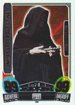 240 - Emperor Palpatine - Sith - Force Meister  - FAMOV3