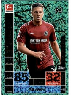 MA-18/19 - ACTION 485 - Kevin Wimmer - Matchwinner