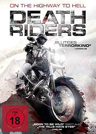 Death Riders - On the Highway to Hell (DVD)