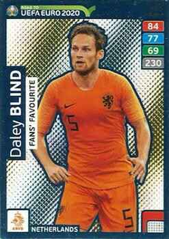 259 - Daley Blind - Fans Favourite - Road to Euro Cup 2020