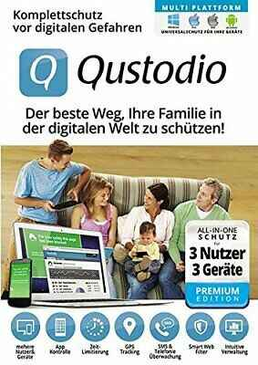 Qustodio Premium Edition (PC+Mac)