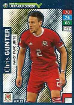 278 - Chris Gunter - Fans Favourite - Road to Euro Cup 2020