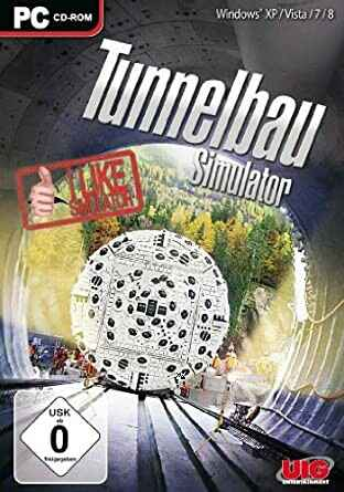 I like Simulator - Tunnelbau Simulator - [PC]