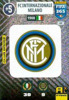 49.  Club Badge (FC Internazionale Milano) - FIFA 365 * 2021 *