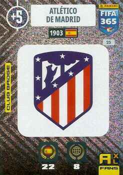 25.  Club Badge (Atlético de Madrid) - FIFA 365 * 2021 *