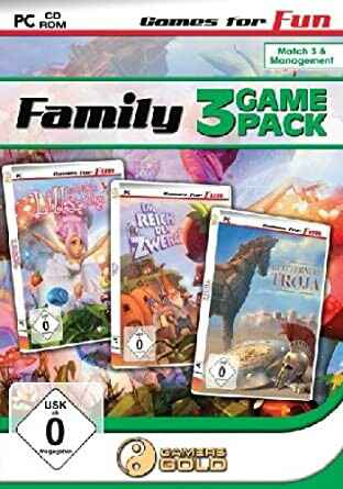 Games for Fun Family Game Pack 2 - [PC] (Art.Nr.4)