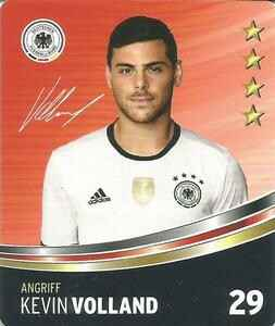 REWE DFB 2016 - 29 - Kevin Volland