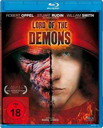 Lord of the Demons [Blu-ray]