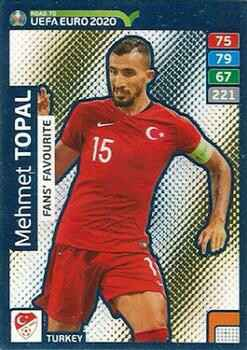 277 - Mehmet Topal - Fans Favourite - Road to Euro Cup 2020