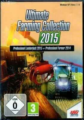 Ultimate Farming Collection 2015 - PC