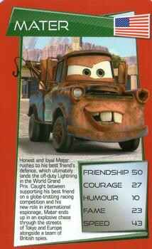Top Trumps Specials Cars 2 - Mater - (Art.Nr.37)