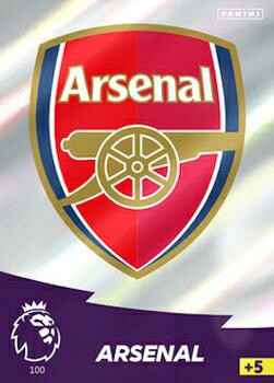 100 - Club Badge - Arsenal   - AXPL 20/21