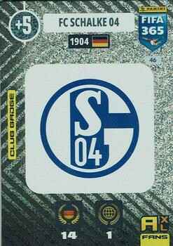 46.  Club Badge (FC Schalke 04) - FIFA 365 * 2021 *