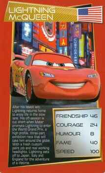 Top Trumps Specials Cars 2 - Lightning McQueen - (Art.Nr.13)