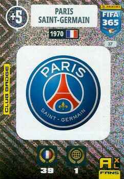 37.  Club Badge (Paris Saint-Germain) - FIFA 365 * 2021 *