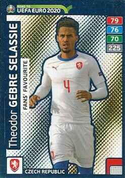 238 - Theodor Gebre Selassie - Fans Favourite - Road to Euro Cup 2020
