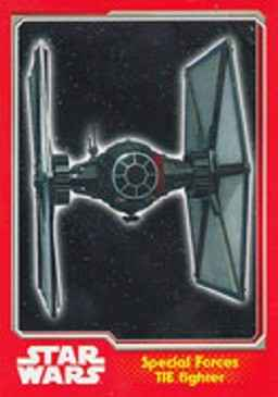 JN-158 - Special Forces TIE fighter