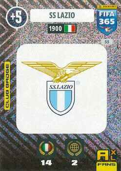 55.  Club Badge (SS Lazio) - FIFA 365 * 2021 *