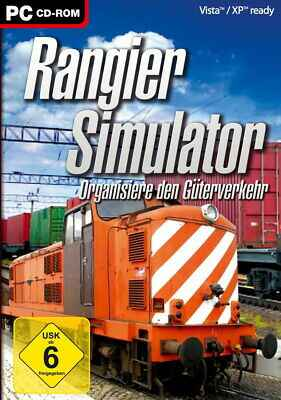 Rangier Simulator (PC, 2009, DVD-Box)