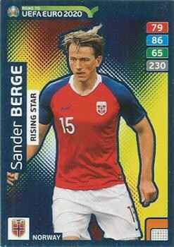 290 - Sander Berge - Rising Star - Road to Euro Cup 2020