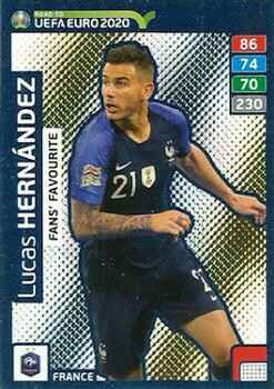 248 - Lucas Hernández - Fans Favourite - Road to Euro Cup 2020