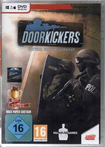 DoorKickers - PC - deutsch