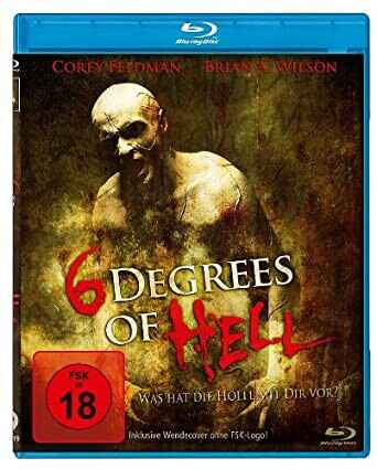 6 Degrees of Hell [Blu-Ray]