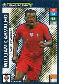 267 - William Carvalho - Fans Favourite - Road to Euro Cup 2020