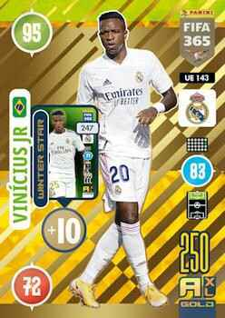 UE143.  Vinicius Jr (Real Madrid CF) - FIFA 365 * 2021 * Winter Stars