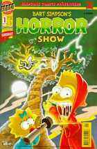 Bart Simpsons Horror Show - 1 - Simpsons Comics
