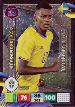 LE52 - Alexander Isak  - ROAD TO WM 2018 - Limited Edition