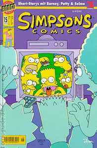 Simpsons Comics 15/1998 Jan 1998