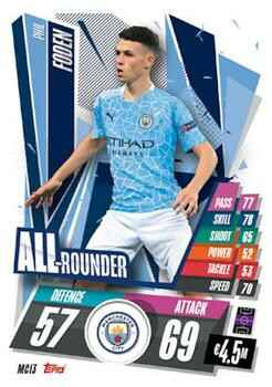 MCI3 - Phil Foden - Allrounder - MACL20/21