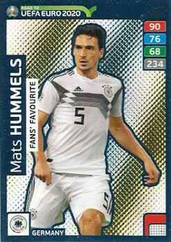 250 - Mats Hummels - Fans Favourite - Road to Euro Cup 2020