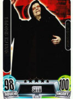 235 - DARTH SIDIOUS - Sith - Force Meister - FAMOV2