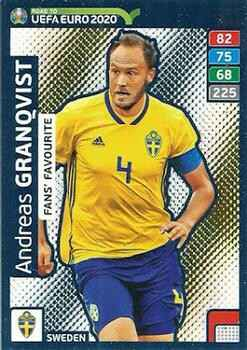 275 - Andreas Granqvist  - Fans Favourite - Road to Euro Cup 2020