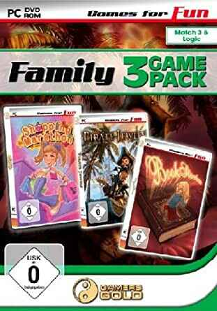 Games for Fun Family Game Pack 3 (Art.Nr.5)