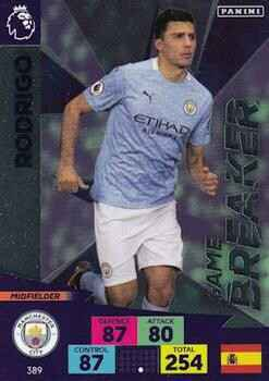 389 - Rodrigo - Manchester City - Game Breaker - AXPL 20/21