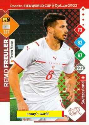 337 - Remo Freuler  - Team Mate - ROAD TO FIFA WORLD CUP QATAR 2022
