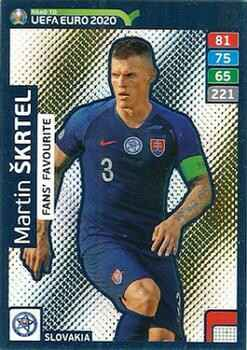273 - Martin Škrtel - Fans Favourite - Road to Euro Cup 2020