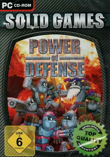 Power of Defense (PC-CD)