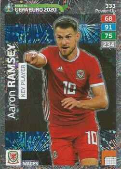 333 - Aaron Ramsey - Key Player - Road to Euro Cup 2020