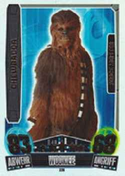 228 - Chewbacca - Wookiee - Force Meister  - FAMOV3