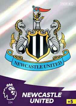 154 - Club Badge - Newcastle United   - AXPL 20/21