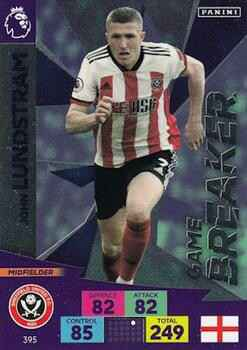 395 - John Lundstram - Sheffield United - Game Breaker - AXPL 20/21