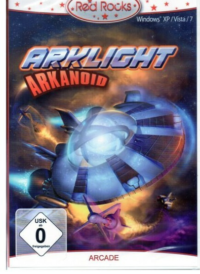 Arklight Arkanoid - PC