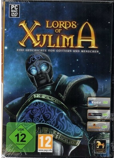 Lords of Xulima - PC