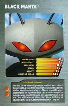 Top Trumps Specials DC Super Heroes 1  - Black Manta - (Art.Nr.8)